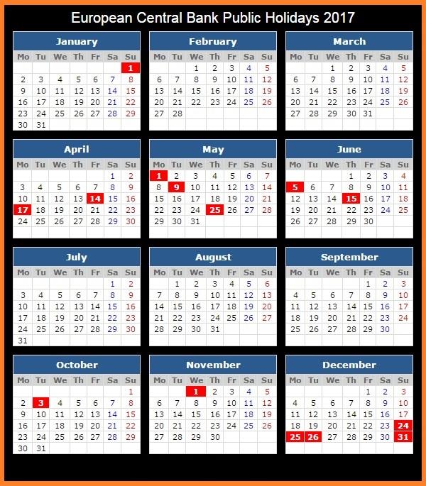 Free European Calendar Template   Printable Calendar Templates