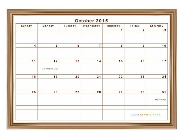 Printable calendar templates editable printable calendar templates