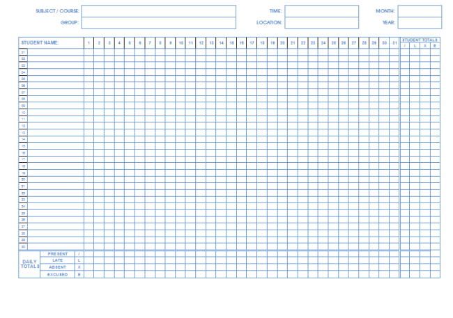 Ediblewildsus  Gorgeous Attendance Sheet For Employees Excel   Printable Calendar  With Likable Attendance Sheet For Employees Excel  Tracker Templates Excel  Employee Attendance Templates   With Astounding Ms Excel Certification Also Add Ins Excel In Addition Excel Physical Therapy Nj And How To Do A Strikethrough In Excel As Well As How To Freeze More Than One Row In Excel Additionally Semi Log Graph Excel From Printablecalendartemplatescom With Ediblewildsus  Likable Attendance Sheet For Employees Excel   Printable Calendar  With Astounding Attendance Sheet For Employees Excel  Tracker Templates Excel  Employee Attendance Templates   And Gorgeous Ms Excel Certification Also Add Ins Excel In Addition Excel Physical Therapy Nj From Printablecalendartemplatescom
