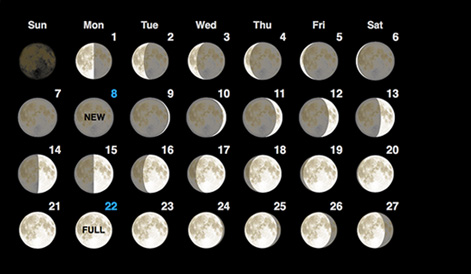 Moon Phases May 2016 Calendar, Moon Schedule May 2016 Calendar, Moon Schedule Printable Templates, Moon Phases May 2016 Printable Templates