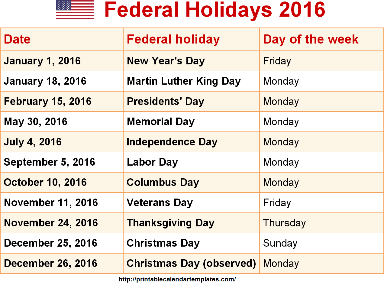 May 2016 Calendar with Holidays USA, May 2016 Calendar with Holidays ...
