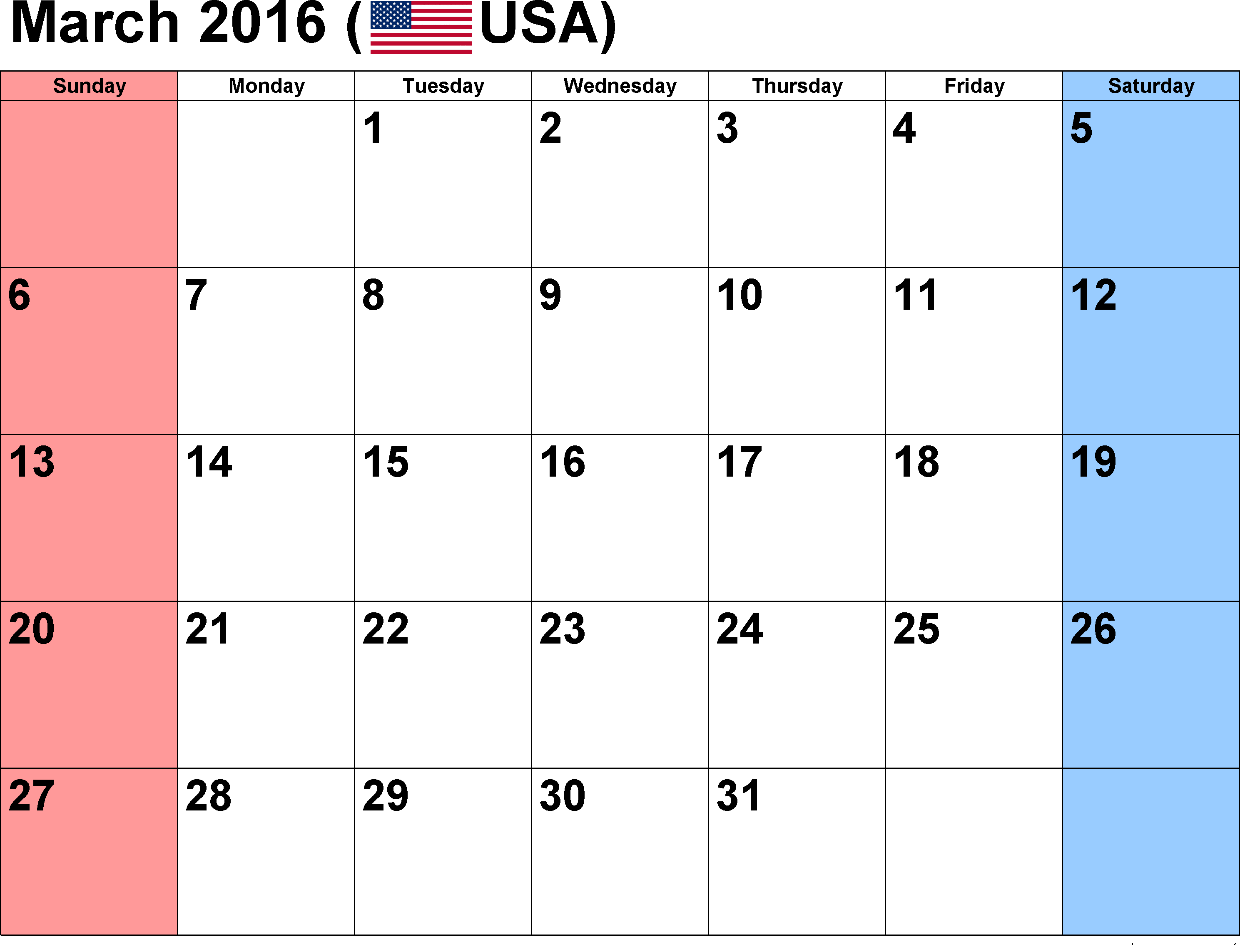 Blank Calendar With Holidays : May calendar with holidays usa uk canada