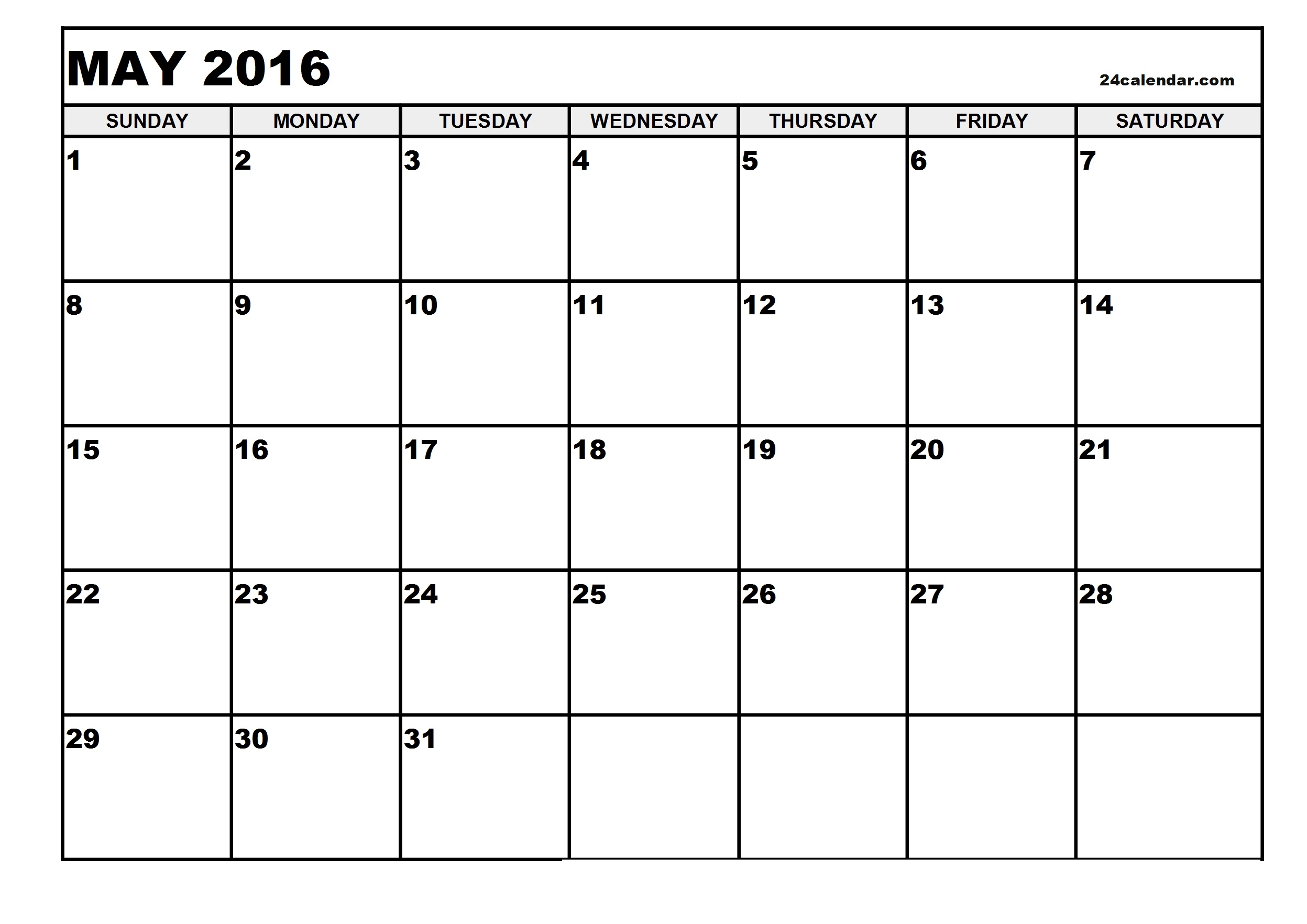 may 2017 printable calendar landscape a4 portrait printable calendar templates. Black Bedroom Furniture Sets. Home Design Ideas
