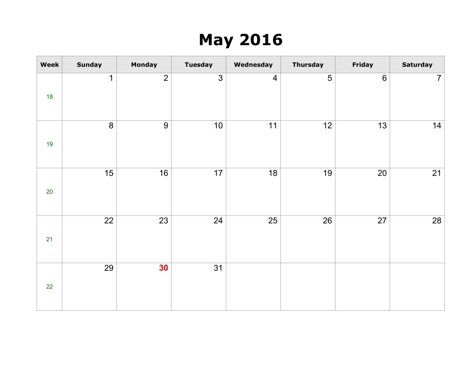 may 2016 printable calendar pdf may 2016 printable calendar word may 2016 printable calendar
