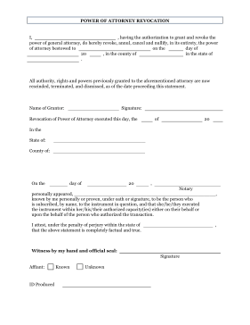 Accomplished image regarding printable power of attorney form