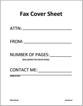 Resume Template Fax Cover Word Sheet In Intended For  Fax Template For Word