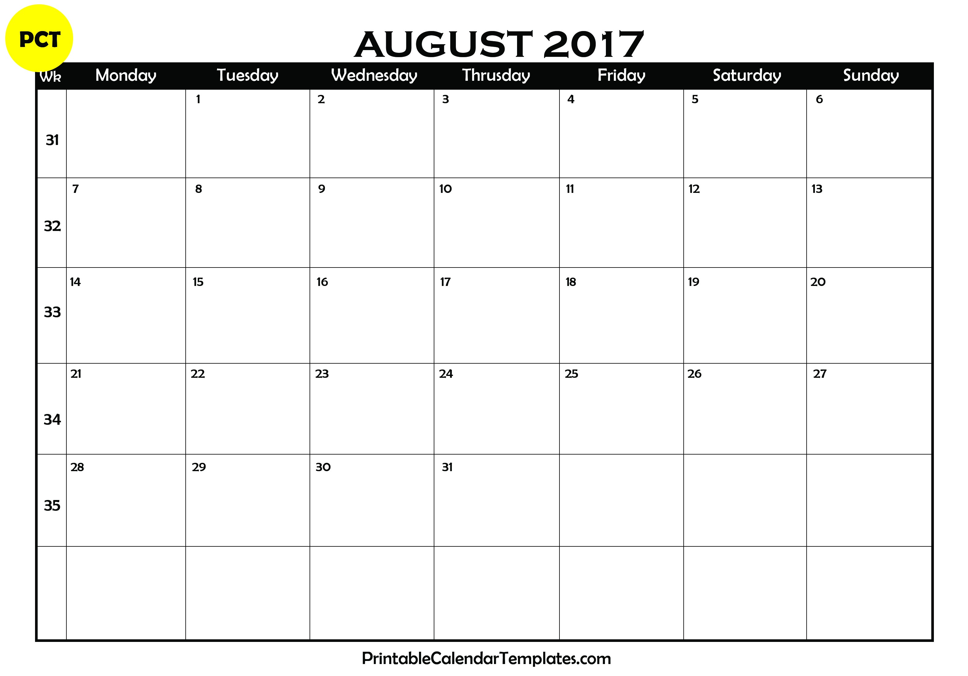 October 2017 Calendar Canada Holidays Archives - CALENDAR ...