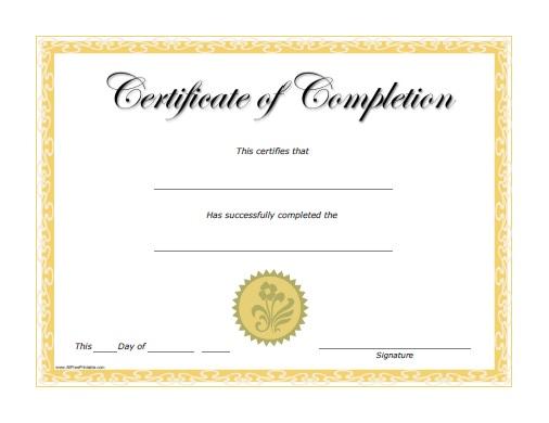 free certificate design templates printable calendar