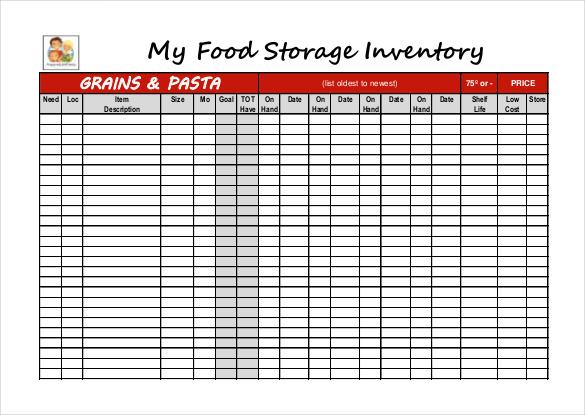 15 free inventory templates samples in excel spreadsheet printable calendar templates. Black Bedroom Furniture Sets. Home Design Ideas