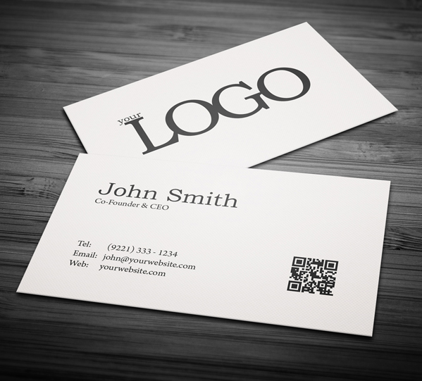 Free+Minimal+Business+Card+PSD+Template