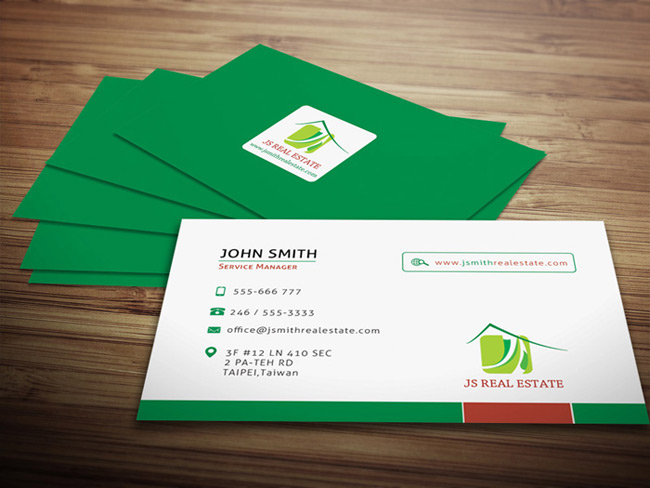 Real-estate-business-card-template-preview