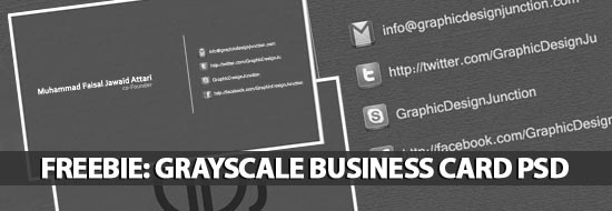grayscale-business-card-psd