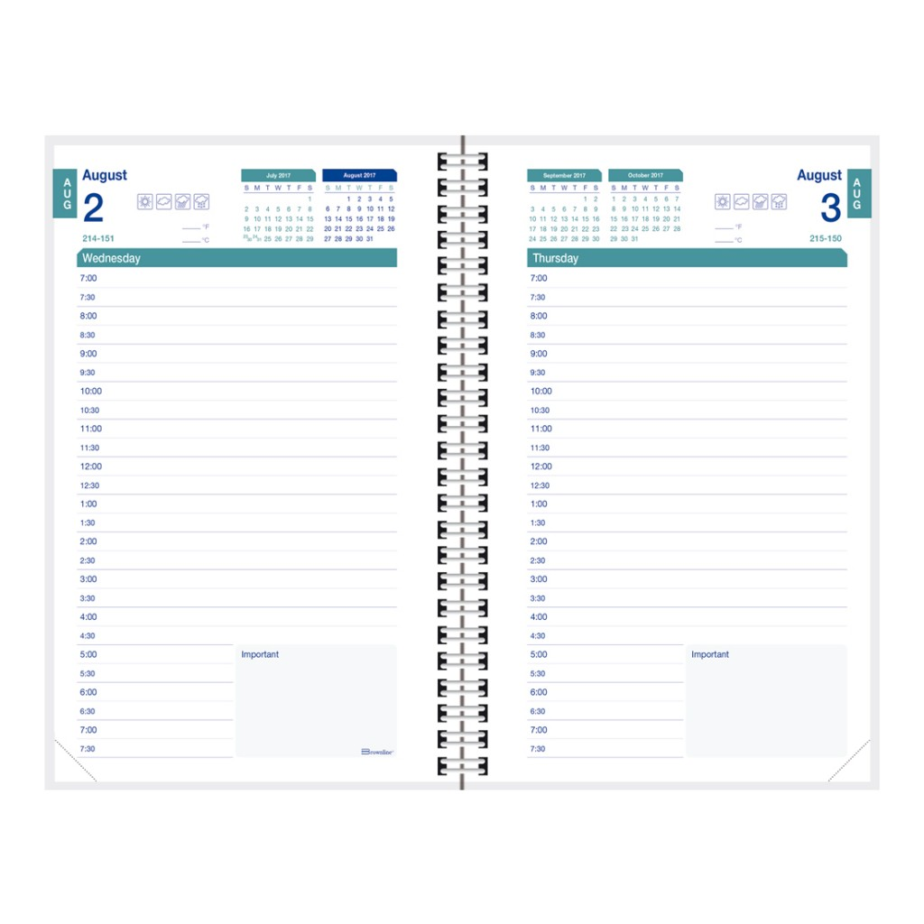 10  free printable daily planner templates  u2013 printable