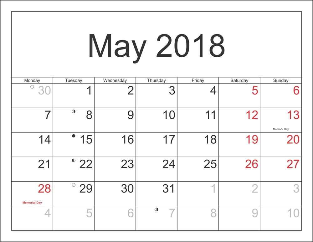 Calendar For May And June : May june holiday calendar printable