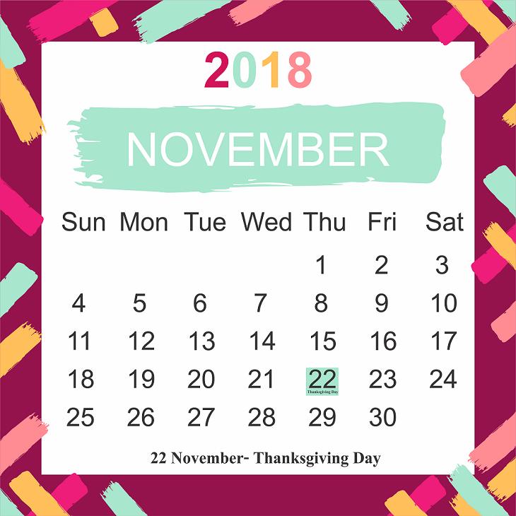 Thanksgiving Day 2018